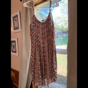 Torrid dress size 2, adjustable